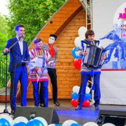 мим в Москве