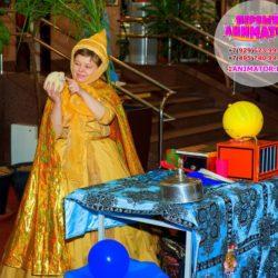 шоу пушистиков на день рождение в Московской области