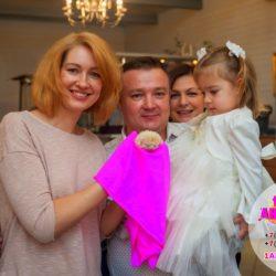 шоу пушистиков на день рождение в Москве