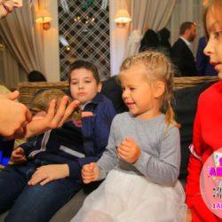 шоу пушистиков на детские праздники в Москве
