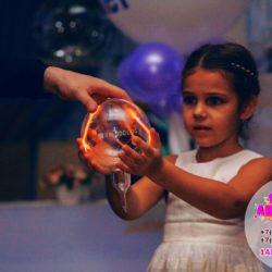 Тесла - шоу на день рождения ребенка