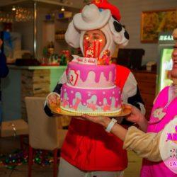 Торт и щенячий патруль на праздник