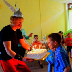 аниматоры на день рождения ребенка