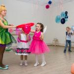 аниматор фея динь динь на детский праздник