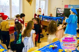 аниматоры дед мороз и снегурочка для детей Апрелевка