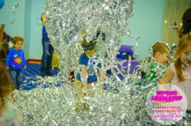 дед мороз и снегурочка на новогодний утренник в детский сад Видное