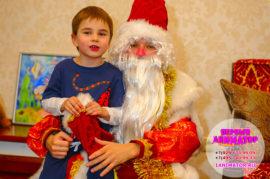 дед мороз и снегурочка в детский сад на новый год Верея