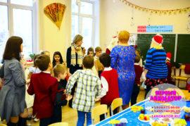 организация новогоднего праздника утренника Дедовск