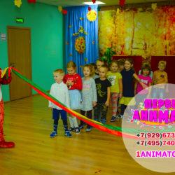 аниматор том и джерри на детский праздник