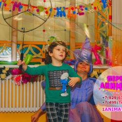 аниматор литтл пони и шоу мыльных пузырей для детей на праздник