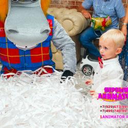 аниматоры Бременские музыканты на детский день рождения