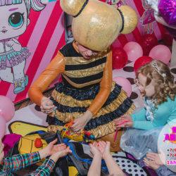 аниматоры Куклы Лол Пчелка