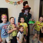 Аниматор Шляпник на день рождения ребенка