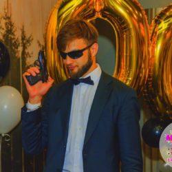 детский аниматор агент 007 на день рождения ребенка