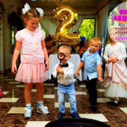 аниматоры для детей 2 года на день рождения