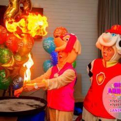 научное шоу для детей на праздник