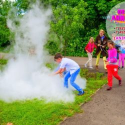 научное шоу для детей на детский праздник