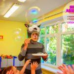 аниматор на день рождения в детский сад
