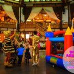 организация детского праздника с аниматорами