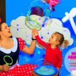 мыльное шоу для ребенка