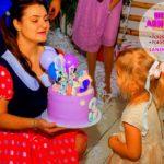 заказ торта на день рождения