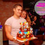 торт для ребенка на день рождения