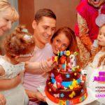 торт на заказ для ребенка на день рождения