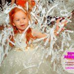 бумажное шоу для детей праздник