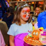 аквагрим на день рождения ребенка