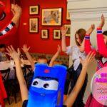 аниматоры в кафе на день рождения