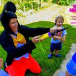аниматор микки маус на день рождения ребенка