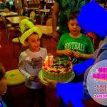 аниматор на день рождения