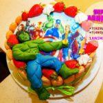 торт на заказ на день рождения ребенка