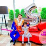 аниматор принц на день рождения ребенка