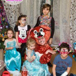 Том и Джери на детском празднике
