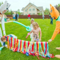 Аниматоры Мимимишки на детский праздник