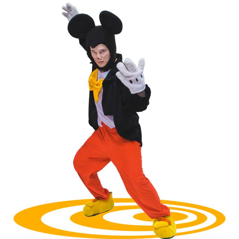 Аниматор Микки Маус онлайн