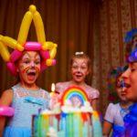 Торт на день рождения дома у Насти