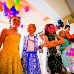 Гелиевые шары на детском празднике