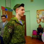 Аниматоры Военный спецназ москва