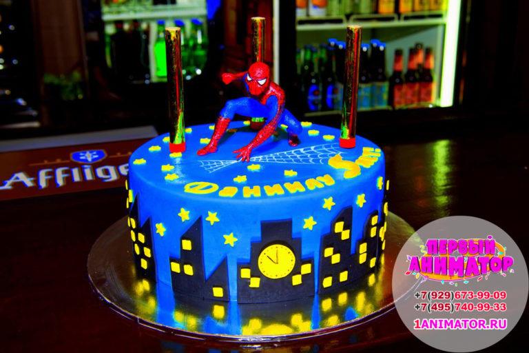аниматор Супер герл на день рождения домой