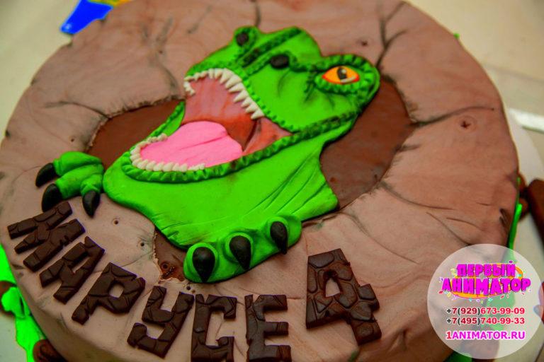 аниматор Спанч боб на день рождения домой