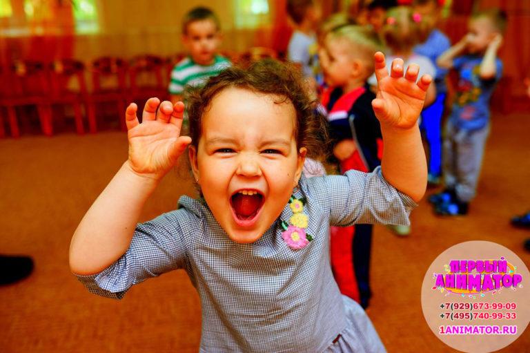 детские аниматоры Супер герл москва